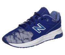 K1550-Gop-M Sneaker Kinder blau / weiß