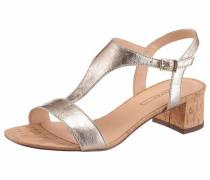 Sandalette 'Doris Sandal' silber