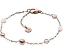 Armband 'sea Glass' rosegold