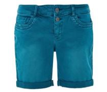 Shape Short: Twill-Bermuda himmelblau