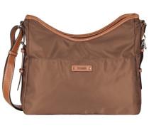 Sonja Handtasche 32 cm cognac