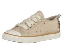 Sneaker beige / sand / hellbeige / cappuccino