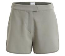 Schlichte Shorts khaki / oliv