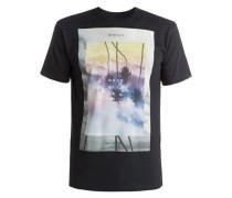 Dark Palms Printshirt Herren schwarz
