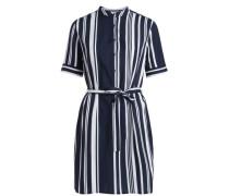 Kleid gestreift blau / weiß