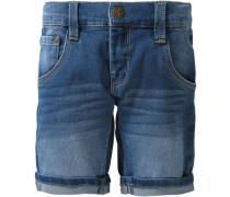 Jeanshorts 'Nitalexi' für Jungen blue denim