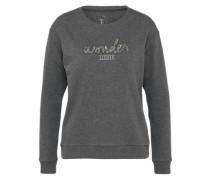 Sweatshirt 'Anetta' anthrazit