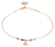 Glänzendes Armband 'Sailor' gold / mischfarben