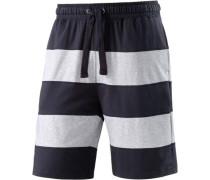 Shorts grau / schwarz