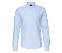 Businesshemd 'Classic Oxford Shirt' blau