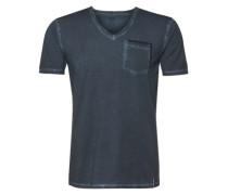 T-Shirt 'Cirafa' blau