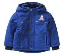 Baby Winterjacke für Jungen blau