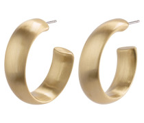 Ohrringe 'Garnet' gold