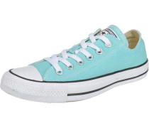'Chuck Taylor All Star Ox' Sneakers türkis / weiß