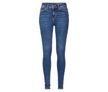 Jeans 'vicky' dunkelblau / blue denim