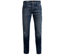 Comfort Fit Jeans 'Mike Iron JOS 364' blau