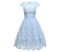 Kleid mit schwingendem Rock 'rhiannon Dress' hellblau