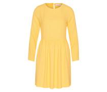 Sommerkleid 'vermund' gelb