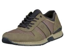 Sneaker brokat / beere / schwarz