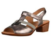 Sandalen silber