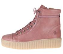 High-Top Sneaker Rosa altrosa