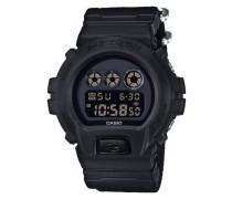 G-Shock Chronograph 'dw-6900Bbn-1Er' schwarz