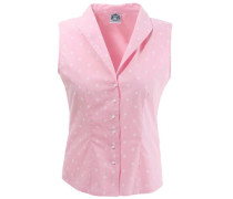 Trachtenbluse pink