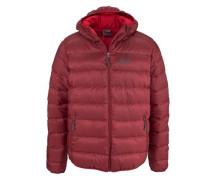 Nordfjord Jacket Men Daunenjacke rot