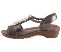 Sandalen 'Hawaii' braun