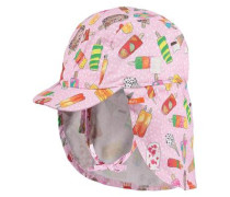 Baby Sonnenhut 'tench' für Mädchen rosa