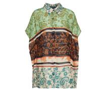 Bluse ' Cam Pompeya ' grün / mischfarben
