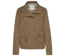 'Jacket' wasserabweisende Freizeitjacke khaki
