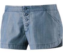 'Until Sunrise' Shorts blue denim