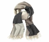 Schal hellbeige / mischfarben