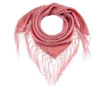 Trachten-Tuch pink