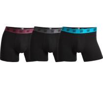 Boxer CR7 Basic Trunk 3-pack schwarz
