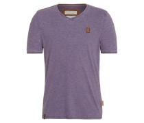 T-Shirt 'Schimpanski' lila