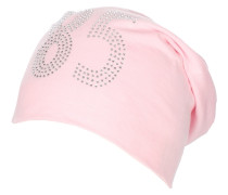 Mütze pastellpink