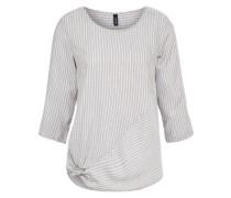 Leichtes Shirt 'Sabbie 1' flieder / weiß