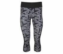 Leggings grau / schwarz