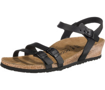 Sandalette 'Lana' schwarz