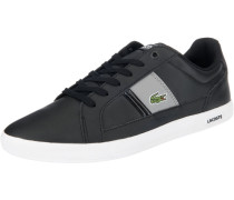 Europa Lcr3 Sneaker Herren schwarz