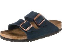Sandalen 'Arizona Sfb' nachtblau