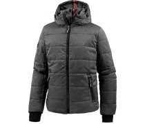 Steppjacke 'Polar Sports Puffer' anthrazit