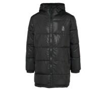 Steppjacke 'Cocoon jacket' schwarz