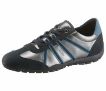 Ravex Sneakers hellblau / silbergrau / schwarz