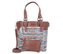 'bols Mini Argentina New Marin' Shopper Tasche 24 cm mischfarben