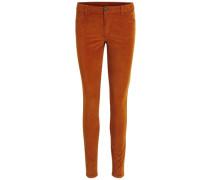 Jeans Slim fit orange