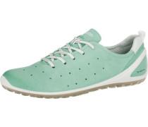 Biom Sneakers mint / weiß