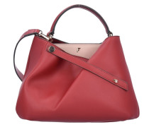 Laverne Handtasche 28 cm rot